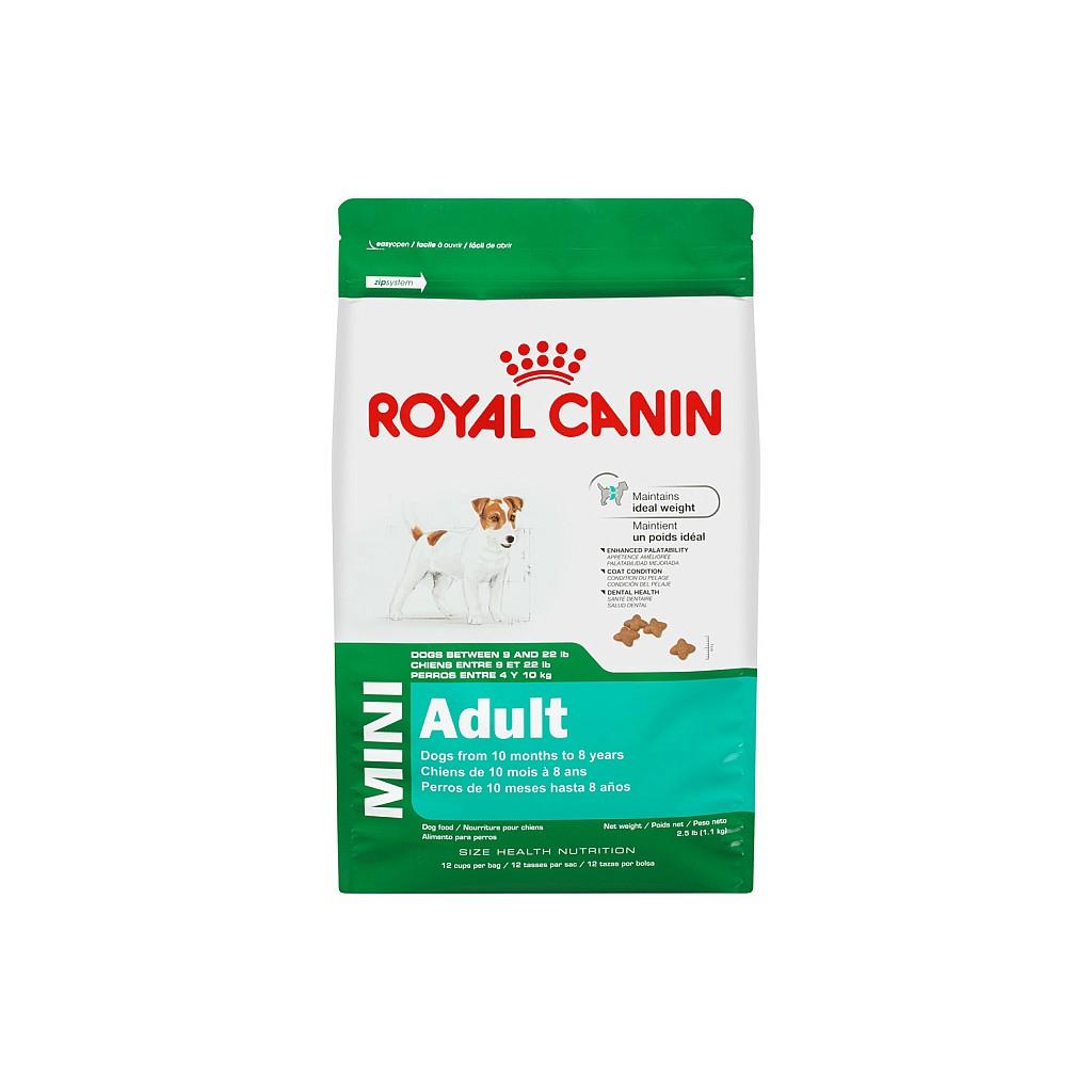 Royal canin mini adult porn three